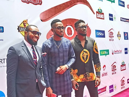 BBN winner, Miracle, gets N25M cheque, SUV, home theatre system