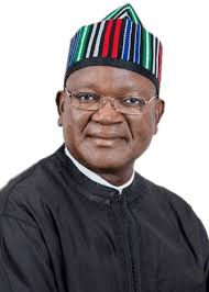 Tashaku: The law will take its course, Ortom declares
