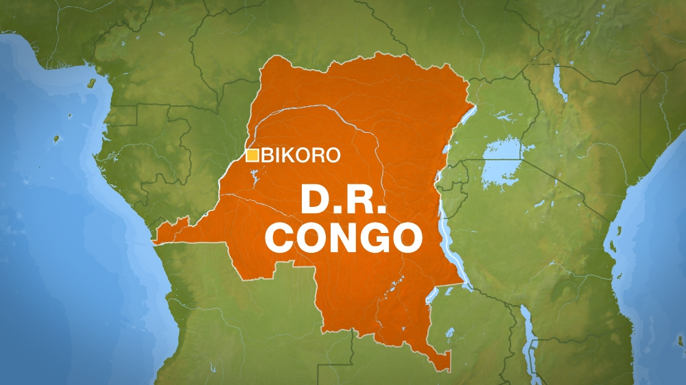 Ebola outbreak kills 17 in DRC