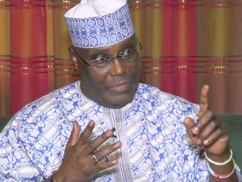 Alleged secret burial of soldiers: Stop dramatizing sponsored Wall Street Journal report -NDF cautions Atiku over attempt to blackmail Army