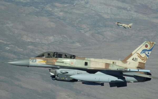 Iran attacks Golan Heights prompting Israeli barrages against Syria