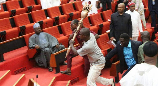 How security men, lawmakers conspired to steal mace —Police