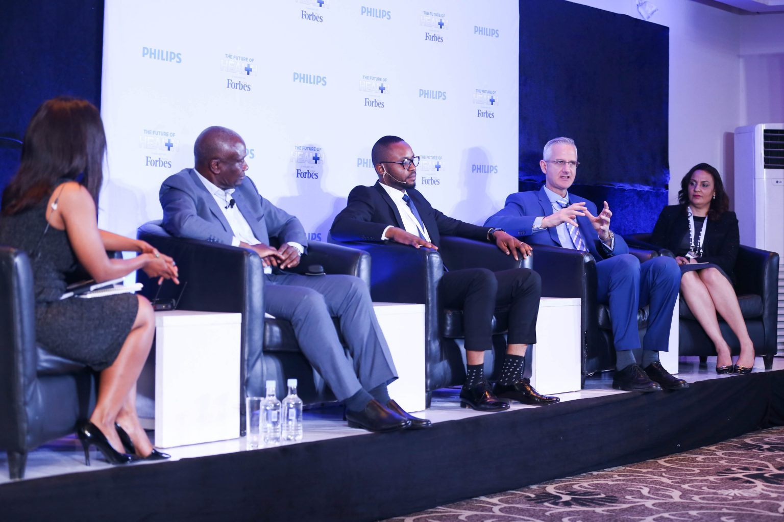 How Forbes Africa and Philips are leading efforts to revamp health sector in Nigeria