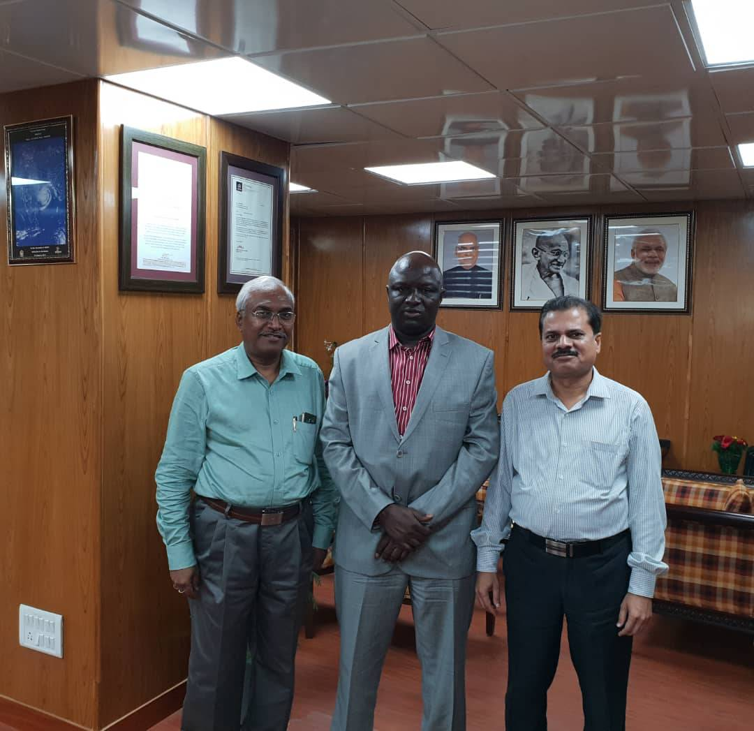 NiMet Collaborates with India Meteteorogical Department to improve service delivery