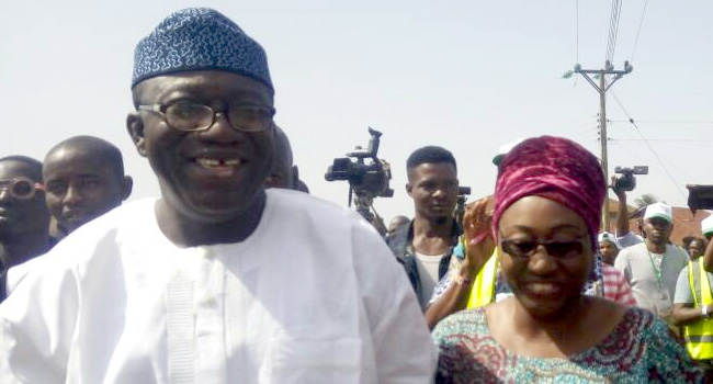 Fayemi receives certificate of return from INEC