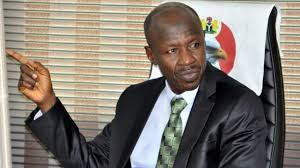 The role of EFCC in the war against corruption