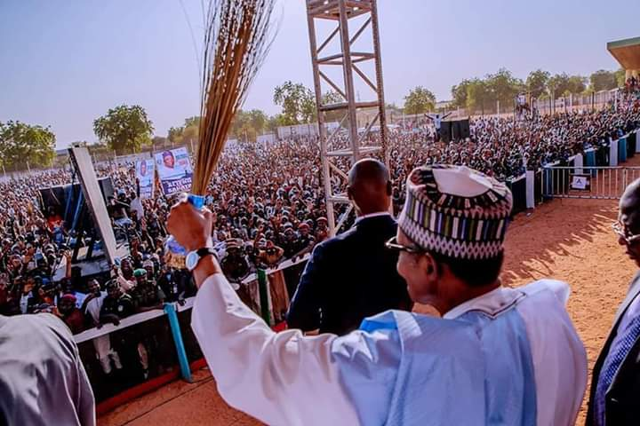 2019 Elections: Opposition Can Wrangle, But Don't Misinterpret Buhari!