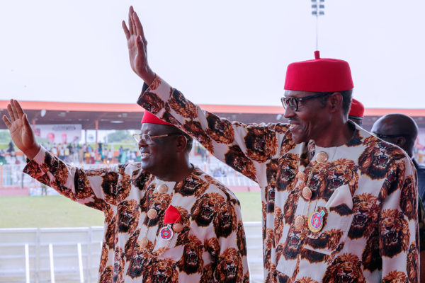 Ebonyi will welcome Buhari – Umahi