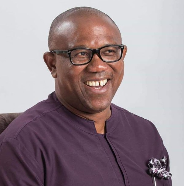 Peter Obi at Sallah: Let's pray God to re-engineer our country for the better
