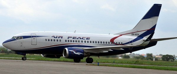 Air Peace says will operate UAE flights from MMIA
