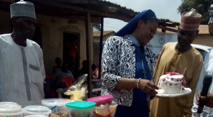 Onaiyekan Foundation empowers 83 female IDPs