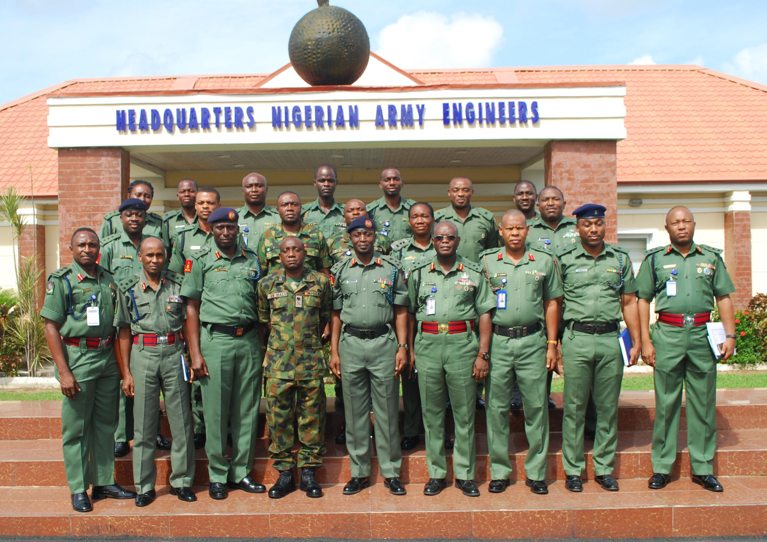 Gen. Malu charge commanders to create lasting legacy