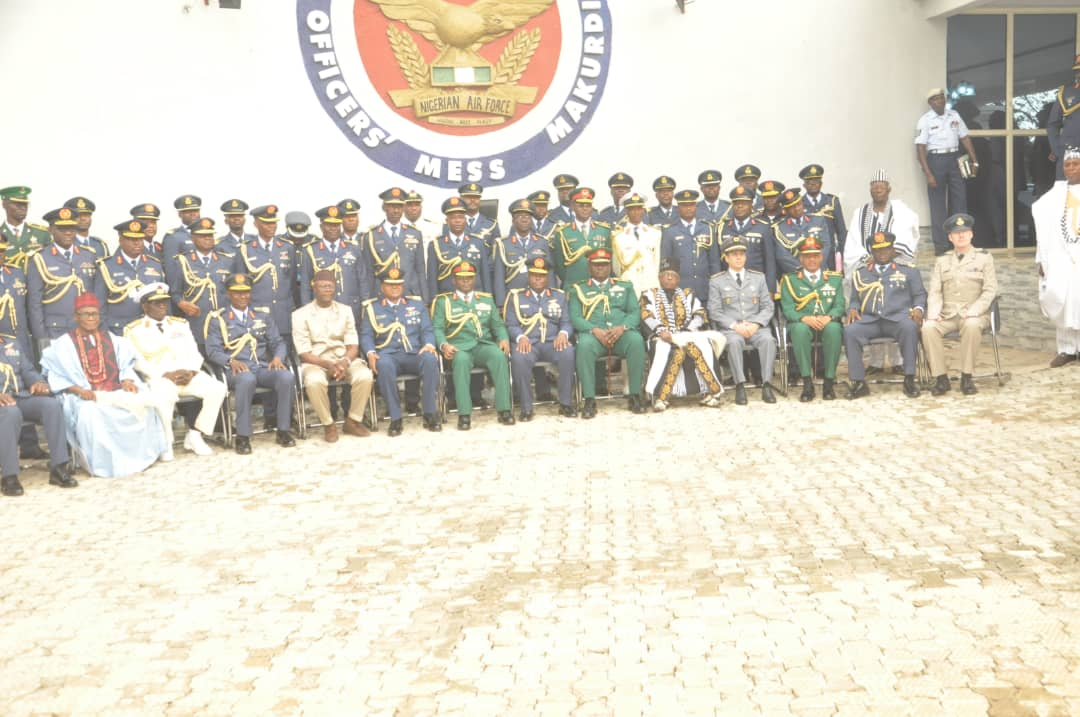 HMOD charges personnel for excellence as NAF holds graduation ceremony for AFWC course 4