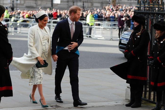 Royal baby's birth private 'family' affair say Harry, Meghan
