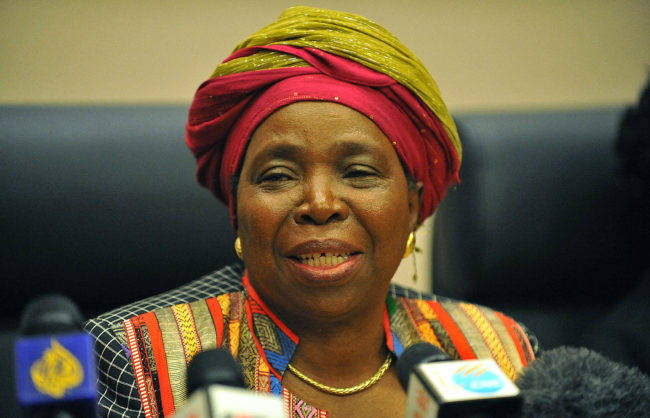 Attacks on foreigners in S/Africa irk Dlamini-Zuma