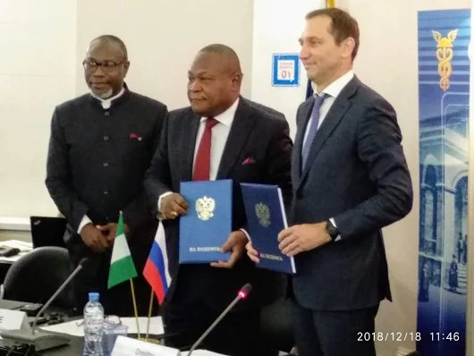 Abuja hosts Nigeria-Russia Business Forum 2019