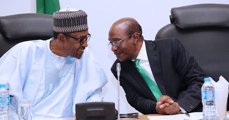 Emefiele: Re-appointment of CBN Gov excites Nigerians in Europe as group lauds Buhari