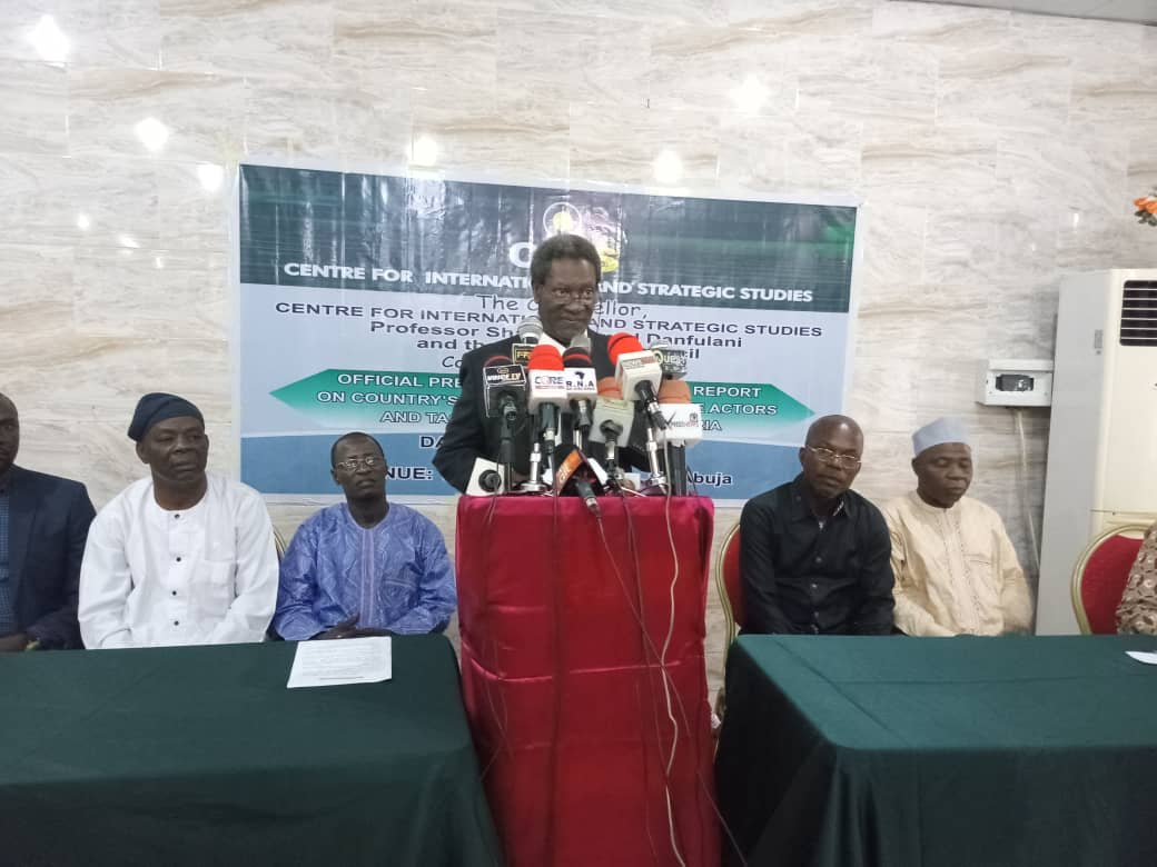 Amnesty International, other non-state actors endangering lives and peace of Nigerian citizens  — CISS Report