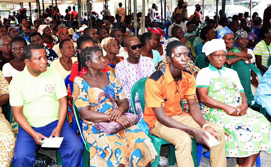 800 Niger Deltans benefit from FG free medical outreach