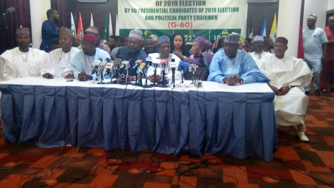 INEC did creditably well in conduct of 2019 general elections, forum insists