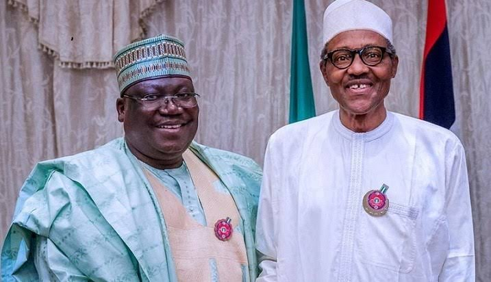 Senate presidency: Goje steps down for Lawan after meeting Buhari