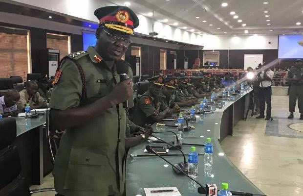 Buratai and a new narrative for Nigerian Army