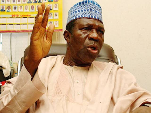 ISWAP: Former Senate President, Ebute writes UK parliament, solicits arms, technology for Nigeria