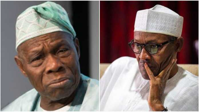Obasanjo warns Buhari in an open letter
