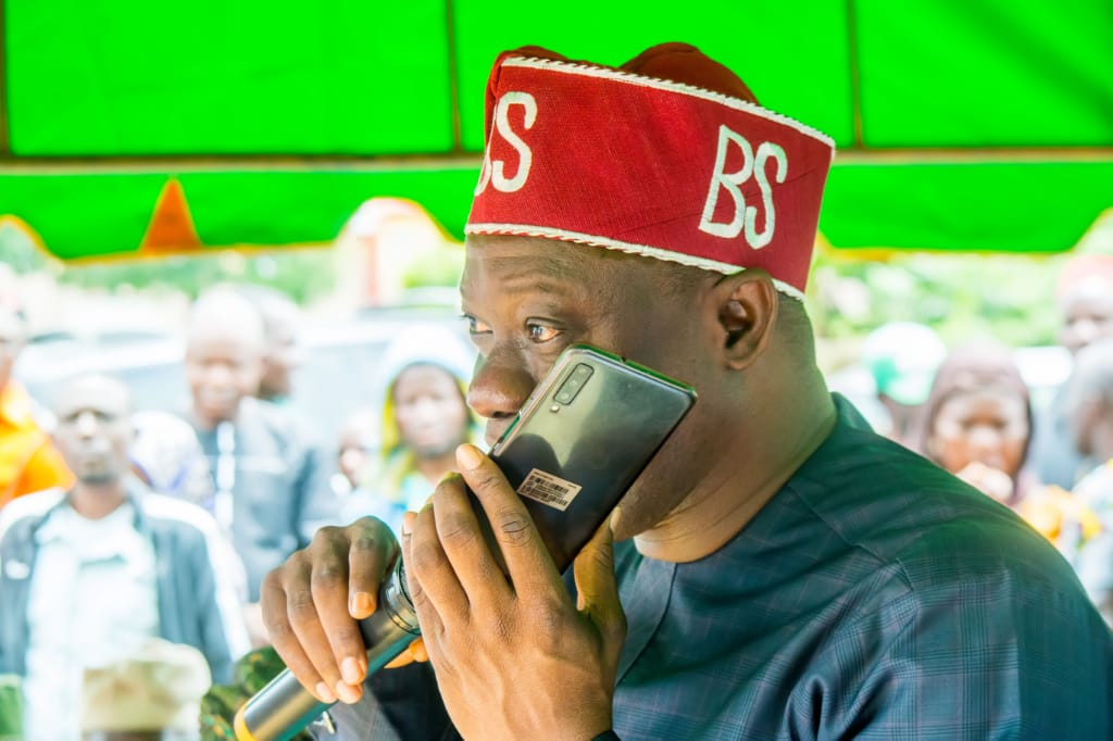Hon. Bamidele Salam appoints 38 aides, commission constituency office