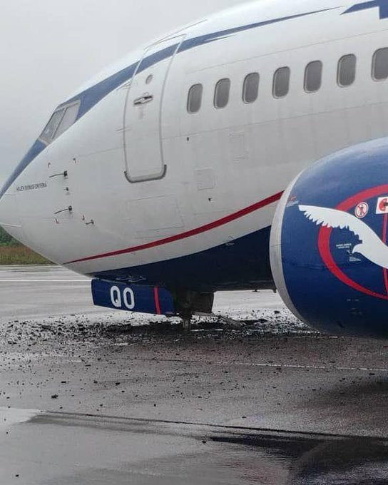 Tragedy averted as Air Peace makes emergency landing at Lagos airport