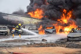 Two dead, 30 vehicles burnt in Lagos pipeline explosion – LASEMA