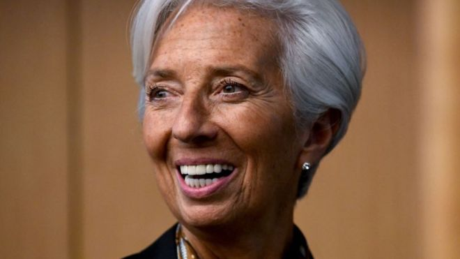 Christine Lagarde: The 'rock star' of finance