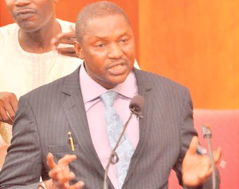 Screen Malami without delay,  GODD urges Senate