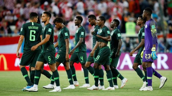 JUST IN: Madagascar humble Super Eagles 2-0 at AFCON in Egypt