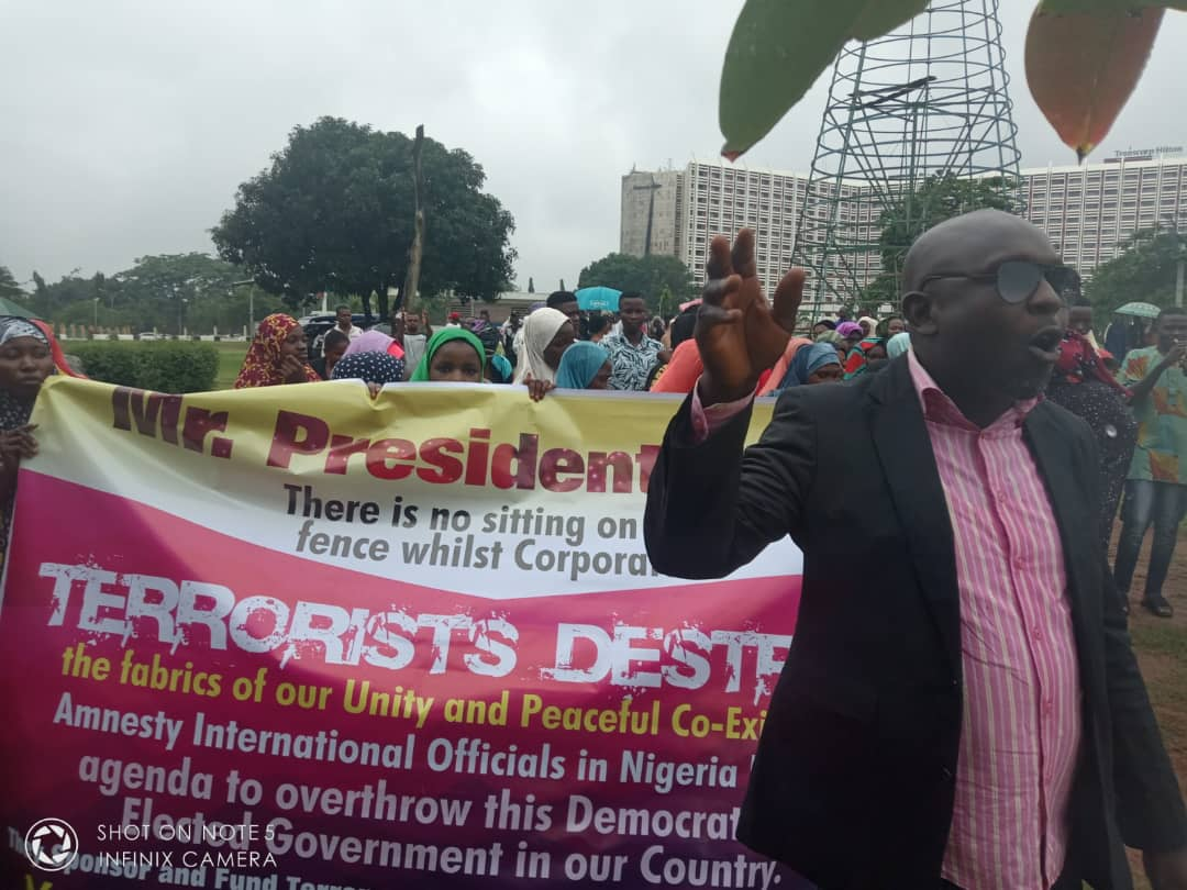 NDF salutes pro-democracy activists, Nigerian masses for countering Revolutionary Now rallies across Nigeria