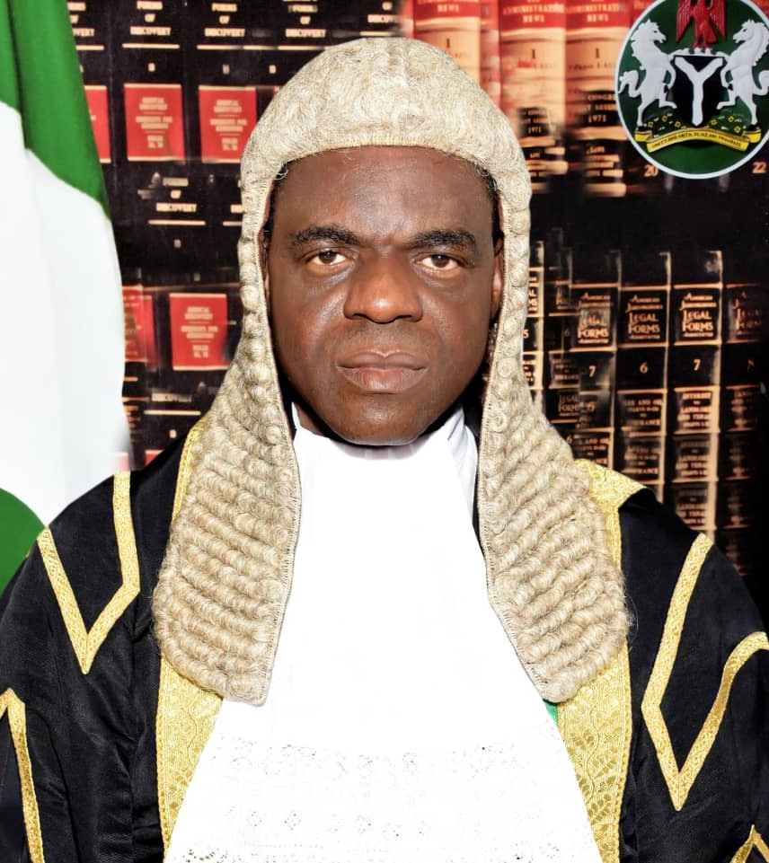 Justice Tsoho's name still intact as member NJC