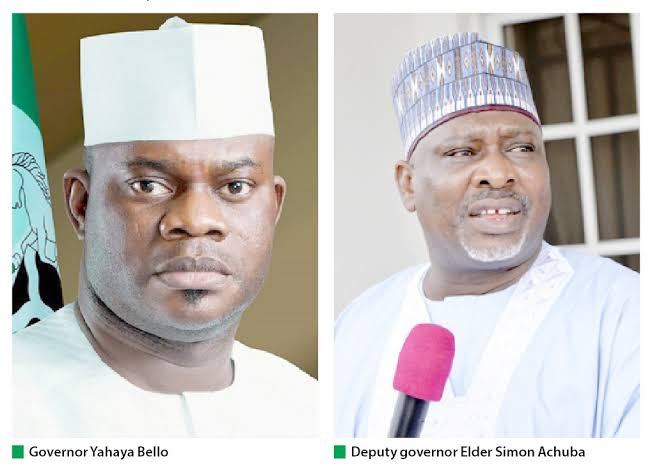 Impeachment: Kogi Deputy Gov. drags State Assembly to court
