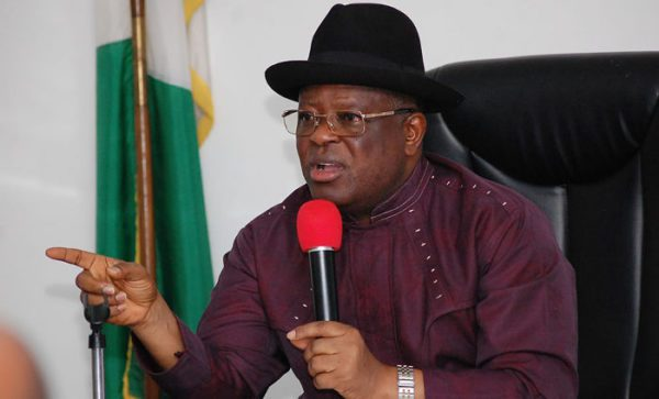 Umahi fumes over killing of another Nigerian in South Africa