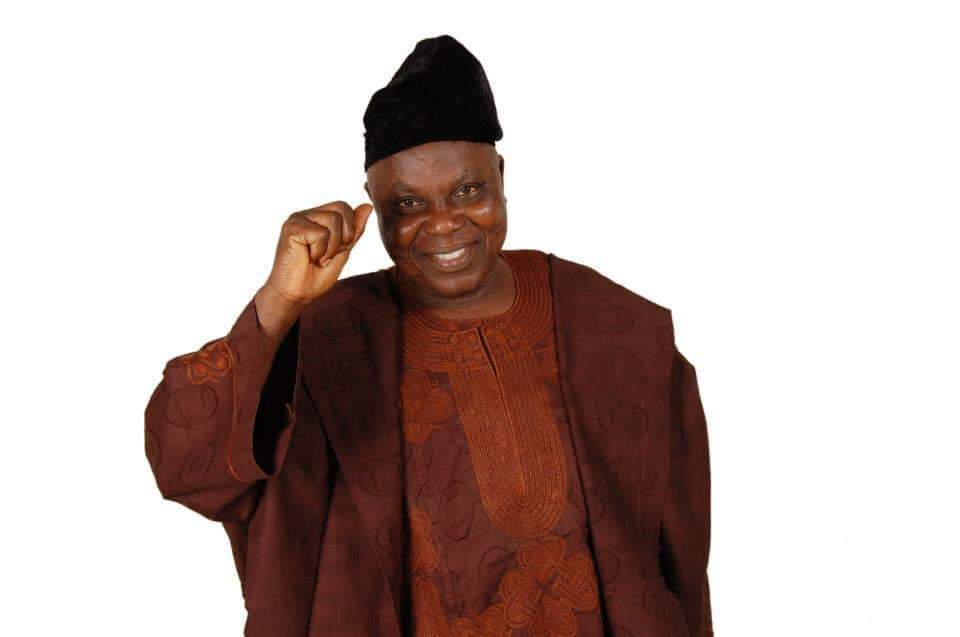 Hon. Salam mourns Chief Layi Ogunrinade, Described him as an exceptional politician