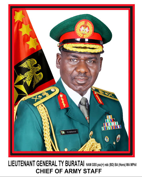 Do not violate human rights  while discharging your professional duties, Buratai tells the troops