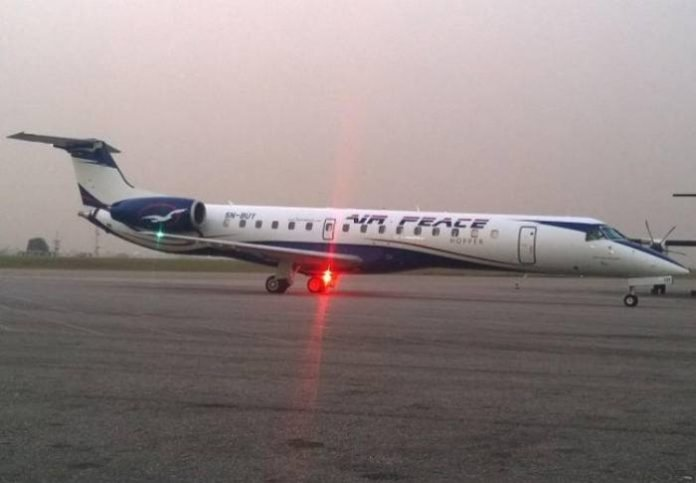Air Peace signs $212.6 million Embraer pact