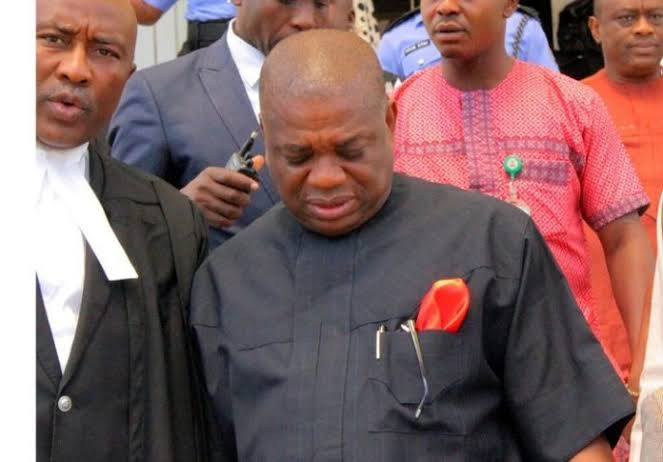 N7.65bn fraud: Orji Uzor Kalu to spend 12 years in jail