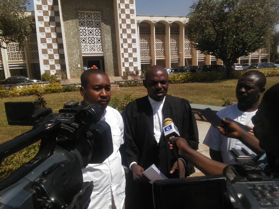 Army/IMN Clash: Civil rights group asks court to stop IMN  Spokesman, Musa, KDGH others from publishing book