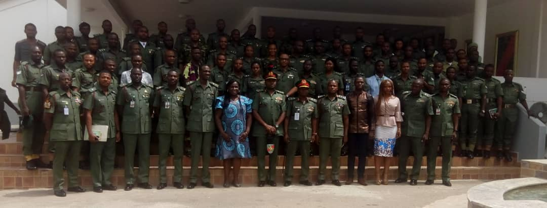 Over 1000 Army personnel trained on fight against cyber crime