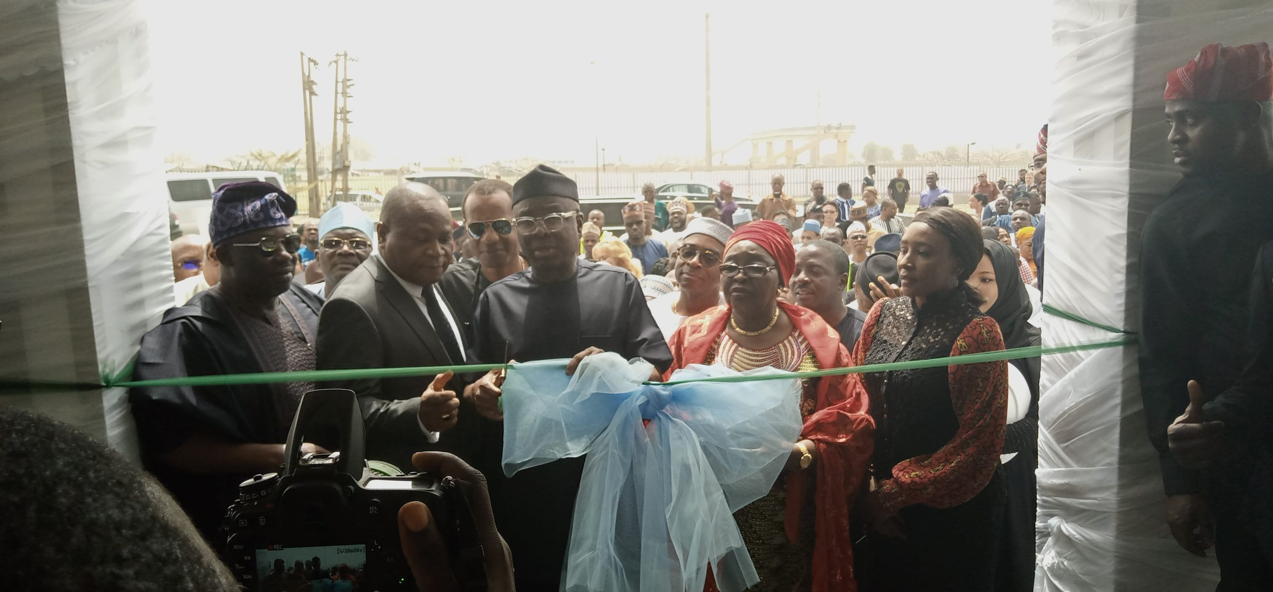 FG commissions ACCI ultramodern office complex