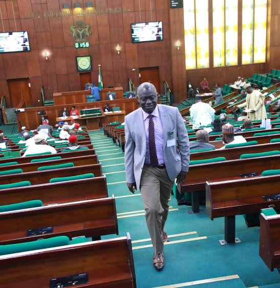 Press release: Hon. Salam presents three bills to House of Representatives