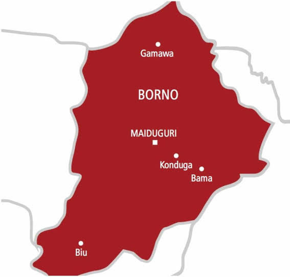 Military destroy two terrorists training camps in Borno