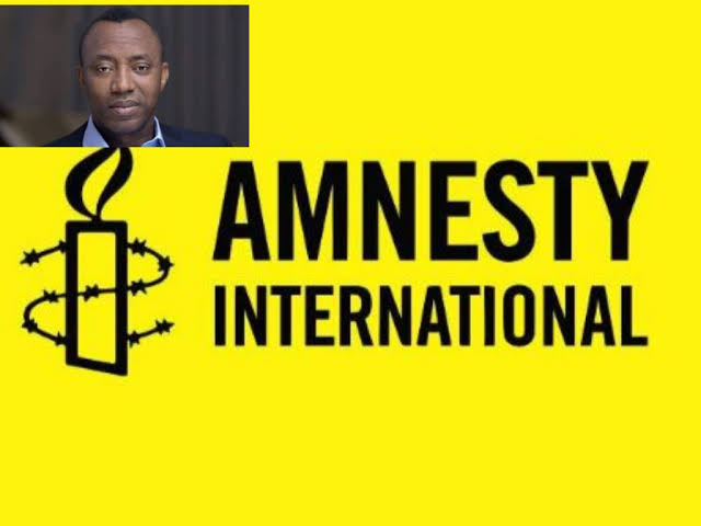 Amnesty International, Sahara reporters and the war within